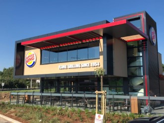Burger King Auvelais